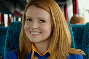 Murder On The Blackpool Express. Gemma (Sian Gibson).