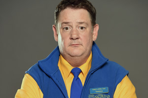 Murder On The Blackpool Express. Terry (Johnny Vegas).