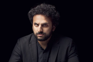 Spotlight Tonight With Nish Kumar. Nish Kumar. Copyright: BBC.