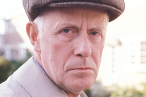 One Foot In The Grave. Victor Meldrew (Richard Wilson). Copyright: BBC.