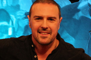 Celebrity Juice. Paddy McGuinness.