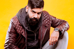 Paul Chowdhry. Copyright: Avalon Television.