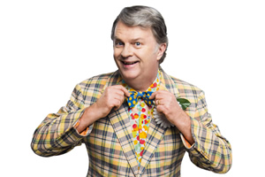 Paul Merton in Hairspray