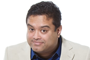 Paul Sinha.