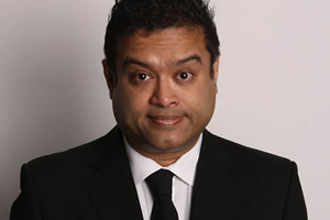 Paul Sinha has Parkinson's