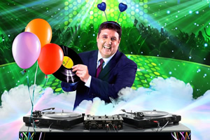 Peter Kay returns with Dance For Life