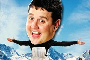 New Peter Kay autobiography and audiobook