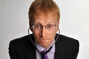 Phil Hammond.