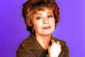 Prunella Scales.