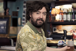 The Reluctant Landlord. Lemon (Nick Helm). Copyright: What Larks Productions.