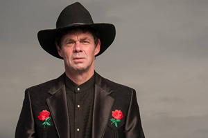Rich Hall's fictional memoir