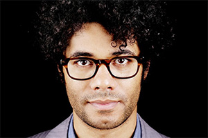 Richard Ayoade hosts Question Team