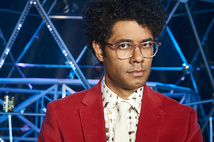 Richard Ayoade. Copyright: Channel 4 Television Corporation.