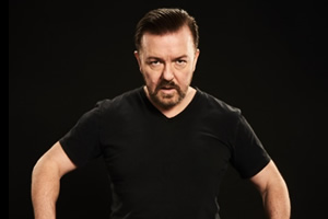 Ricky Gervais Humanity tickets