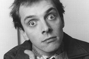 Kevin Turvey - The Man Behind The Green Door. 'Himself' (Rik Mayall). Copyright: BBC.