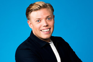 Rob Beckett to publish a memoir in October