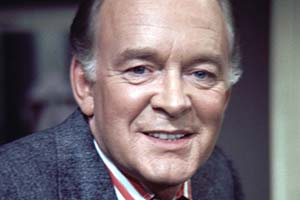 Robin's Nest. James Nicholls (Tony Britton). Copyright: Thames Television.