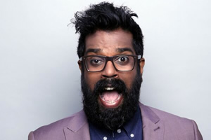 Romesh Ranganathan. Copyright: Andy Hollingworth.