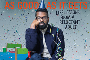 Romesh's new book