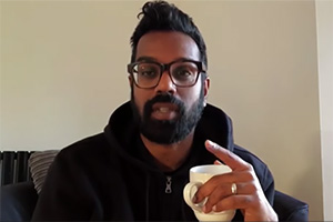 Romesh to present Misadventures highlights series