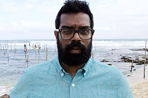 Romesh Ranganathan. Copyright: Rumpus Media.
