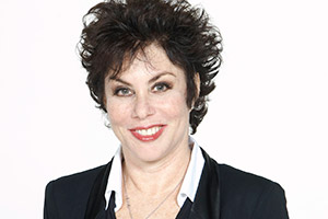 Ruby Wax. Copyright: BBC / TalkbackThames.