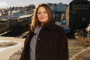 Ruth Jones - 'Who Do You Think You Are?' interview
