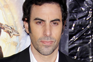 Sacha Baron Cohen in Greed
