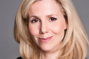 Sally Phillips making Swedish rom-com