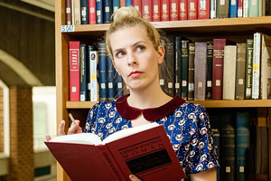 Sara Pascoe's 2nd book