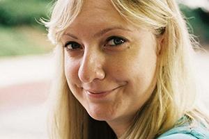 Random 8: Sarah Pearce