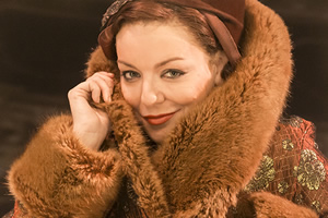 Funny Girl, the musical. Sheridan Smith. Copyright: Johan Persson.