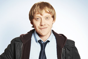 Sick Note. Daniel Glass (Rupert Grint). Copyright: King Bert Productions.