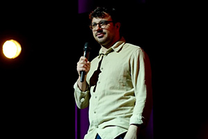 Simon Bird stand-up special