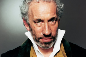 Simon Callow.