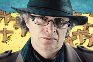 Simon Munnery gets first art exhibition