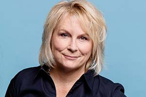 Jennifer Saunders. Copyright: Comic Relief.