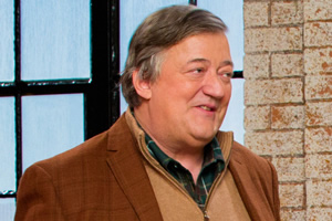 Stephen Fry on Great Indoors