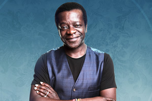 Stephen K Amos to tour