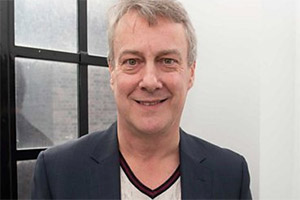 Prostrate. Tony (Stephen Tompkinson). Copyright: CPL Productions.