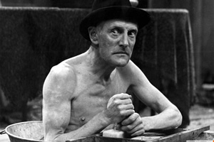 Wilfrid Brambell: A brush with the law