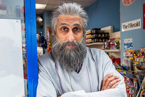 Still Game. Navid Harrid (Sanjeev Kohli).