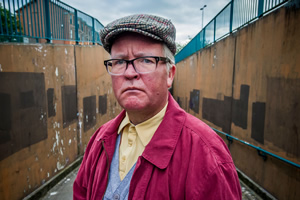 Still Game. Winston Ingram (Paul Riley). Copyright: The Comedy Unit.