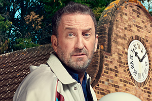 Taskmaster - Lee Mack interview