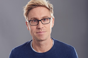 Taskmaster. Russell Howard. Copyright: Avalon Television.