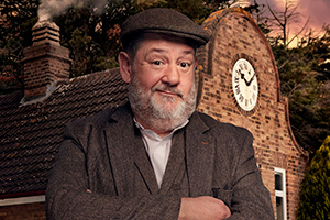 Taskmaster. Johnny Vegas. Copyright: Avalon Television.