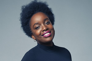 Taskmaster. Lolly Adefope. Copyright: Avalon Television.