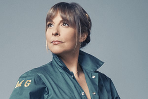 Mel Giedroyc to host new panel show on Dave