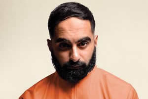Tez Ilyas announces 2018 tour