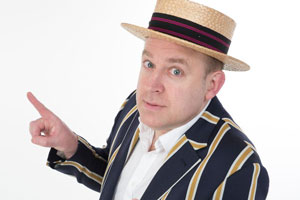ITV plans football quiz show with Tim Vine